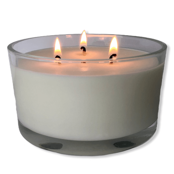 Lemongrass & Crushed Ginger Soy Wax Candle